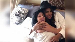Priyanka Chopra hugs Nick Jonas's mother Denise in adorable new ...