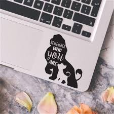 Amazon Com Wall Decal Sticker Lion King Remember Who You Are Deer Laptop Car Wall Vinyl Decal Sticker Art Decor Switch Sticker Refrigerator Sticker Home Kitchen