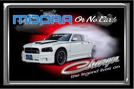 Mopar Or No Car R T Charger 2 X 3 Vinyl Banner Print Mine Now