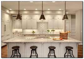 pendant lights over kitchen island