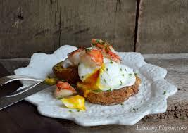 Savory French Toast Lemony Thyme