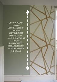 how to put up wallpaper a simple