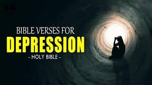 bible verses for depression king james version bible verse of