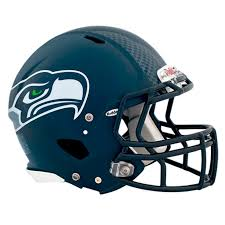Fathead Seattle Seahawks Giant Removable Helmet Wall Decal