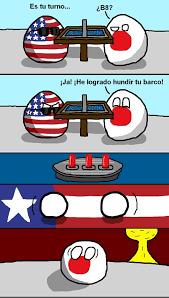 Cuánto cabrón / Y así fue más o menos la Segunda Guerra Mundial entre USA yJapón