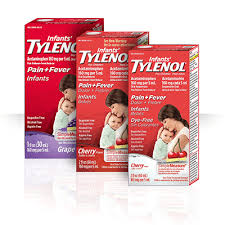 tylenol dosage charts for infants and