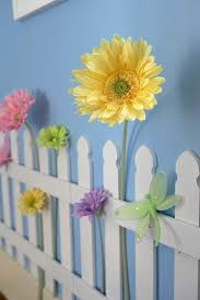 Heart To Heart Picket Fence Hautelook Art Wall Kids Little Girl Rooms White Picket Fence
