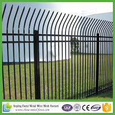 Wrought Iron Fence Panels Anti Climb Security Fence Designs For Steel Fence Buy Anti Climb Wrought Iron Fence Anti Climb Security Fence Designs For Steel Fence Product On Alibaba Com