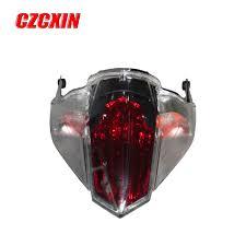 Dành cho XE YAMAHA JUPITER MỚI, LC135 MỚI, EXCITER135 Xe Máy LED đuôi đèn  đổi phía sau đèn đỏ biến ánh sáng đèn thả miễn phí vận chuyển|