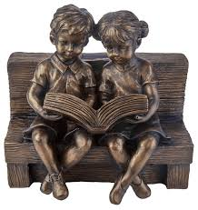 smart living 3649wrm1 reading boy and