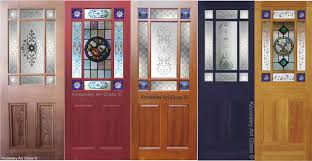 downham door glass