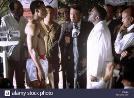 DAVID RAMSEY, EARL BOEN, MARC CODDETTE, ALI: AN AMERICAN HERO, 2000 Stock  Photo - Alamy
