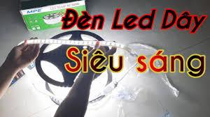 So sánh đèn Led dây siêu sáng Nanoco và Mpe / Nên chọn loại dây Led nào cho  năm 2020?. - YouTube