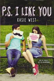 Teaser Tuesdays P S I Like You By Kasie West The Candid Cover