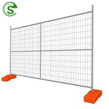 China Perimeter Security Portable Welded Wire Panels Temporary Construction Fence Panels Hot Sale China Temporary Construction Fence Portable Fence