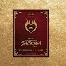 nyx x chilling adventures of sabrina