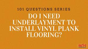 to install vinyl plank flooring