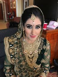 indian bridal makeup artist in md