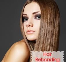 hair rebonding service in rohini sector