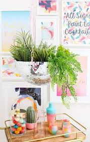 Make Your Own Disco Ball Hanging Planter A Beautiful Mess