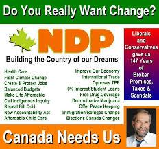 "Myrna Clark NDP on Twitter: ""I am so #ready4change via the #NDP ..."