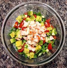 Crab salad — Kitchening Around