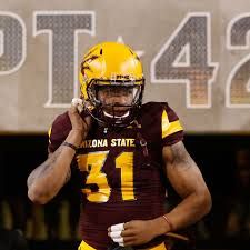 ASU Football: Marcus Ball retires from football due to epileptic ...