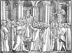 Image result for Thomas Cranmer and prayer pics
