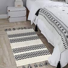 kimode tufted cotton area rug 2 x 3