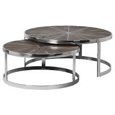 rustic coffee nest tables 1 145 00or