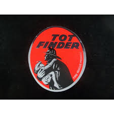 Nos Tot Finder Insurance Company Of North America Fire Window Decal 1972 Historical Memorabilia Collectibles Historical Memorabilia