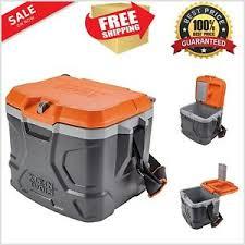 hiking equipment hard lunch box cooler