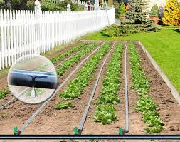 the landscape drip irrigation kit