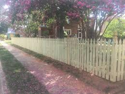 French Gothic Picket Fence Glen Allen Va Fence Scapes Llc