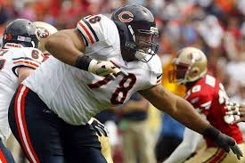 Wide Bodies Through NFL History | Nfl history, Nfl players, Chicago bears