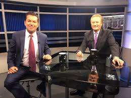 """The Boyd Co., Inc. on Twitter: """"Taping """"Jersey Matters"""" today with  Emmy-winning journalist and commentator Larry Mendte. Talking yesterday's  #NJ State of the State address by Governor Phil Murphy and his proposed #"""