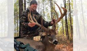 Massive Lowndes County Buck Rejected By Alabama Whitetail Records