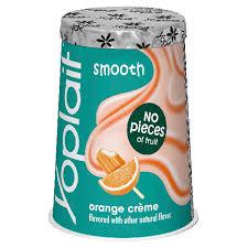 gluten free low fat yogurt cup