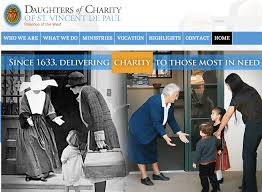 Daughters of Charity West - new website - FAMVIN NewsEN