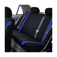 charcoal universal car seat covers w