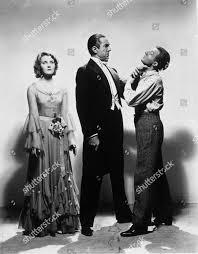 FILM STILLS DRACULA 1931 TOD BROWNING HELEN Editorial Stock Photo ...