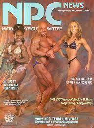 NPC (National Physique Committee) News Magazine