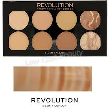 bronze palette makeup revolution