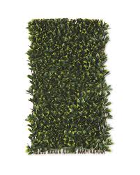 Expanding Artificial Leaf Trellis Privacy Hedge Aldi