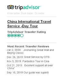 cits china international travel