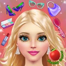 dress up makeup games by peachy
