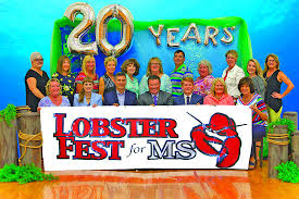 Lobsterfest for MS in its final year ...