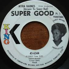 Myra Barnes - Super Good (1970, Vinyl) | Discogs