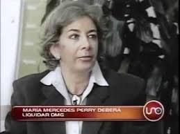 Esta es María Mercedes Perry, nueva autoridad en DMG. - Noticentro 1 CM&