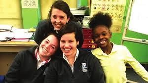 Private school students assist public school students through unique  initiative